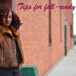 Tips for fall-ready hair