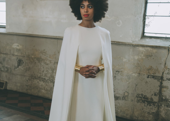 Natural Hair Inspiration for Your Nuptials