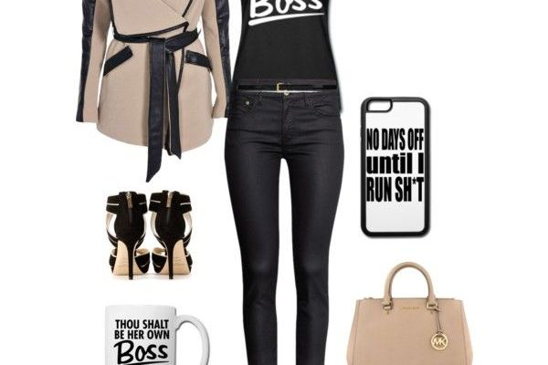 Fashion Inspiration: Girl Boss
