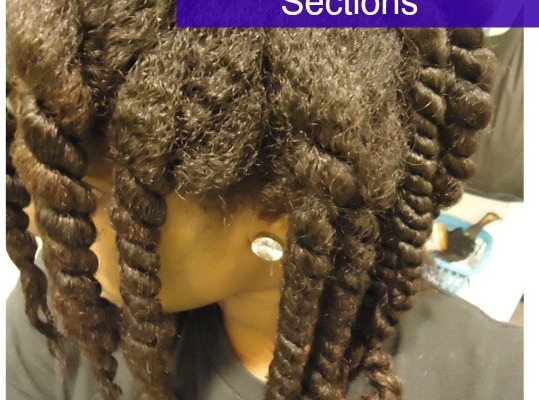 Why You Should Wash Your Hair in Sections