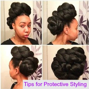 Tips for Protective Styling