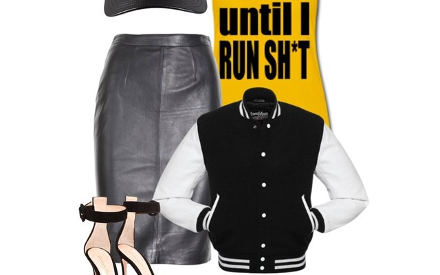 Style crush: Run Sh*t
