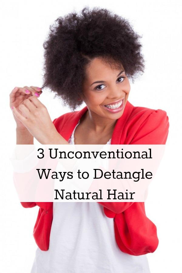 Natural Ways To Detangle Hair