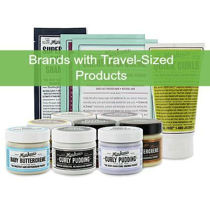 Brands with Travel-Sized Products