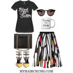 My style crush: Black Jet Setter