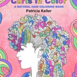 ADULT NATURAL HAIR COLORING BOOK LAUNCH: CURLS IN COLOR
